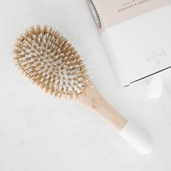 Bachca Detangle & Smooth Hair Brush hiusharja