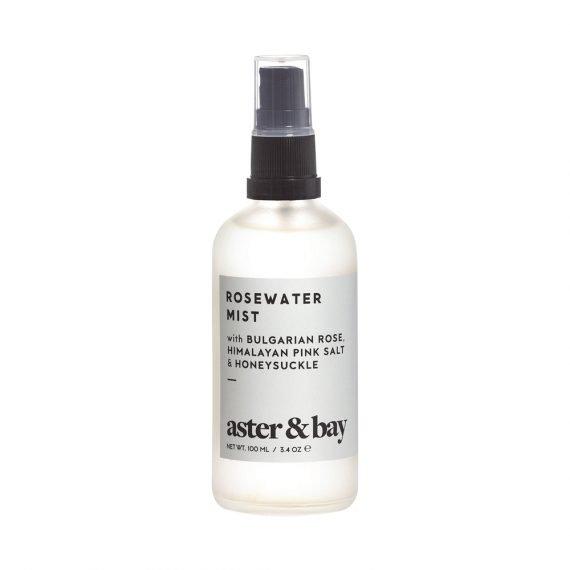 Aster & Bay Rosewater Mist -kasvosuihke