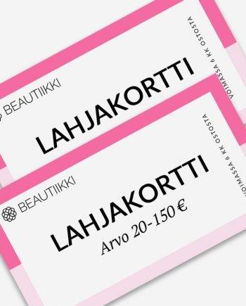 Lahjakortit Beautiikki.fi-verkkokauppaan!