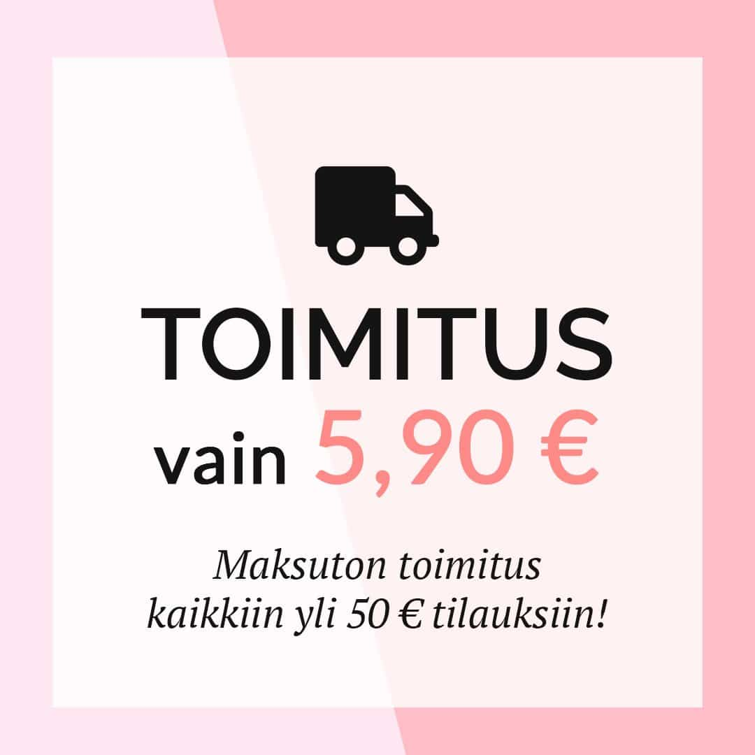 Beautiikki - ilmainen toimitus yli 50 € tilauksiin!