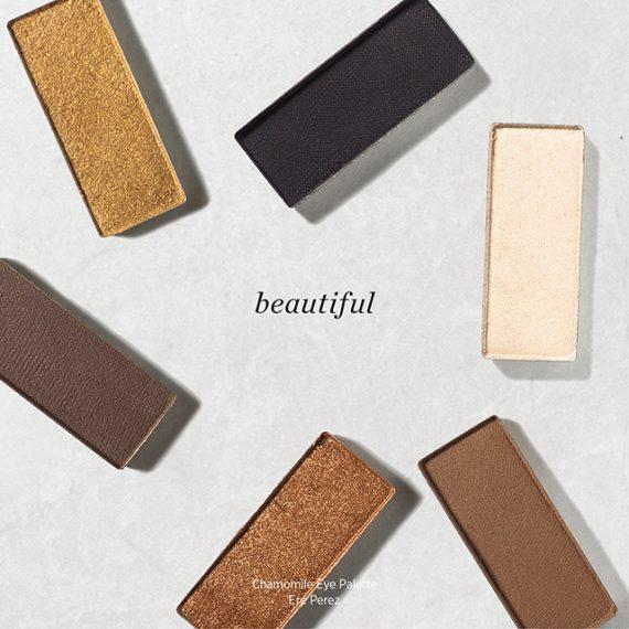 Ere Perez Chamomile Eye Palette luomiväripaletti – Beautiful