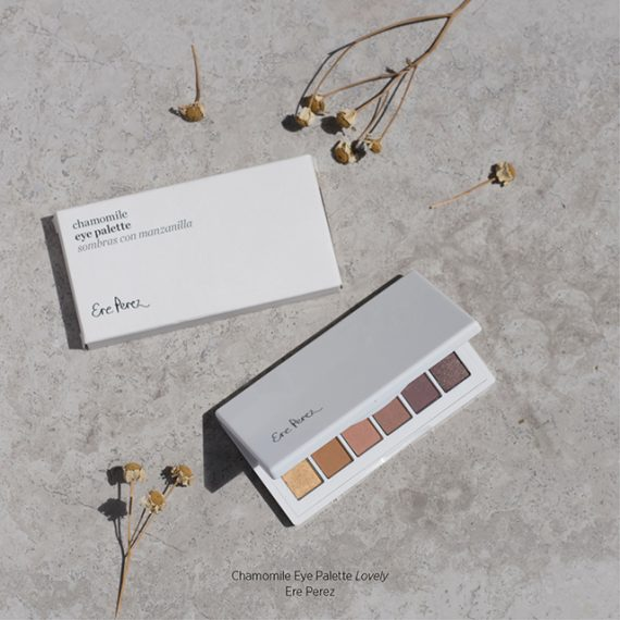 Ere Perez Chamomile Eye Palette luomiväripaletti – Lovely