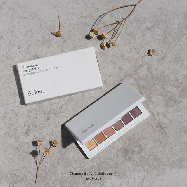 Ere Perez Chamomile Eye Palette luomiväripaletti – Lovely