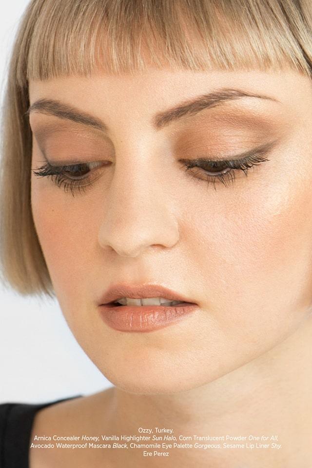 Ere Perez Chamomile Eye Palette luomiväripaletti – Gorgeous