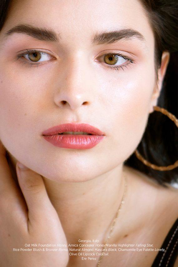 Ere Perez Olive Oil Lipstick huulipuna – Cocktail