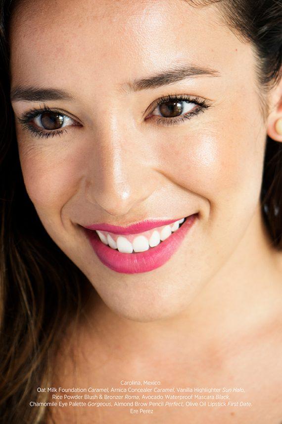 Ere Perez Olive Oil Lipstick huulipuna – First Date