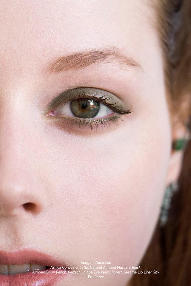 Ere Perez Jojoba Eye Pencil silmänrajauskynä – Forest