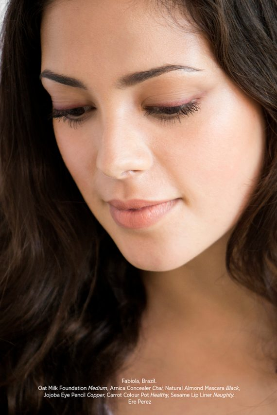 Ere Perez Sesame Lip Liner huultenrajauskynä – Naughty