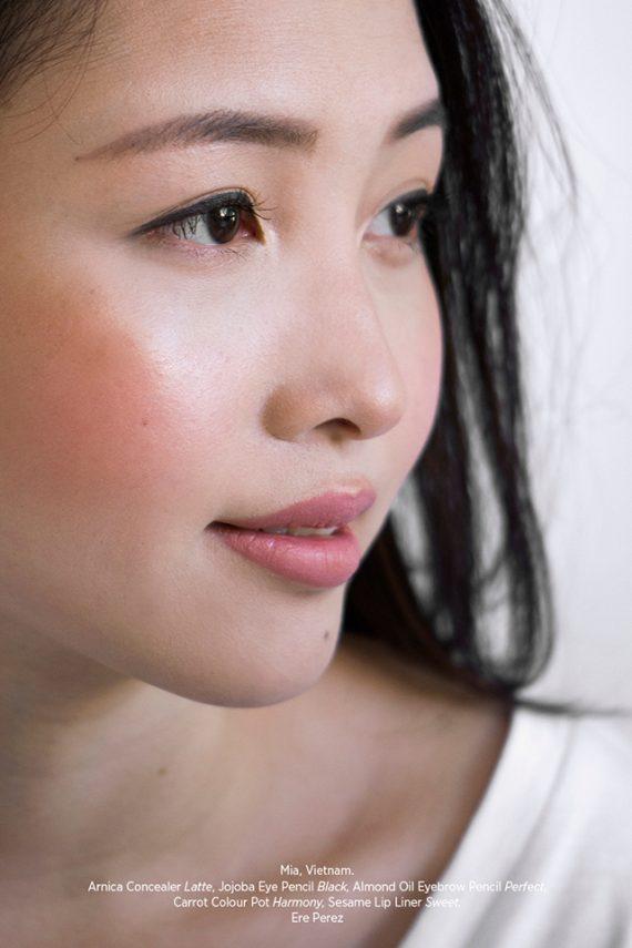 Ere Perez Sesame Lip Liner huultenrajauskynä – Sweet