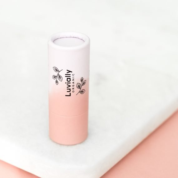 Luvially Organic Lip Balm Sweet Mandarin huulivoide