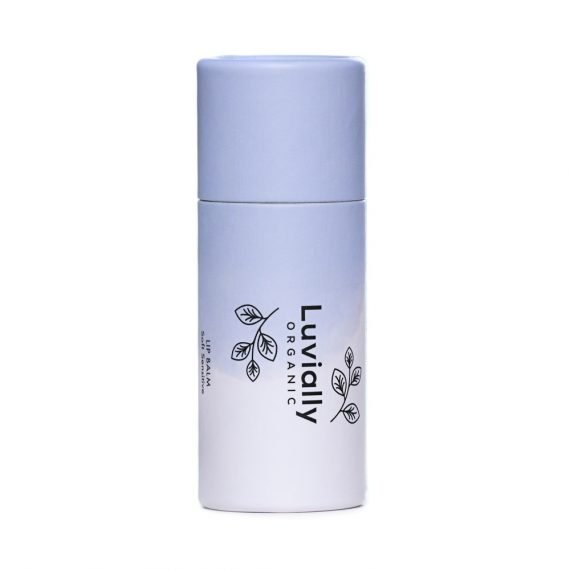Luvially Organic Lip Balm Soft Sensitive -luonnollinen huulivoide