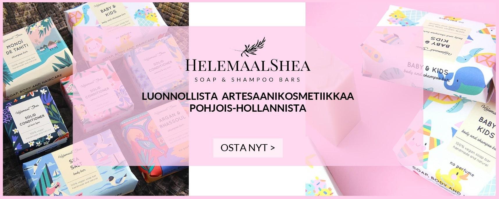 HelemaalShea Artesaanikosmetiikkaa Pohjois-Hollannista