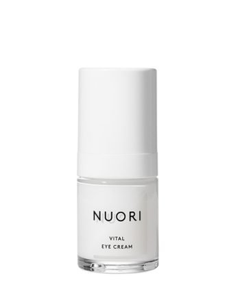 NUORI vital eue cream luonnonkosmetiikka silmänympärysvoide