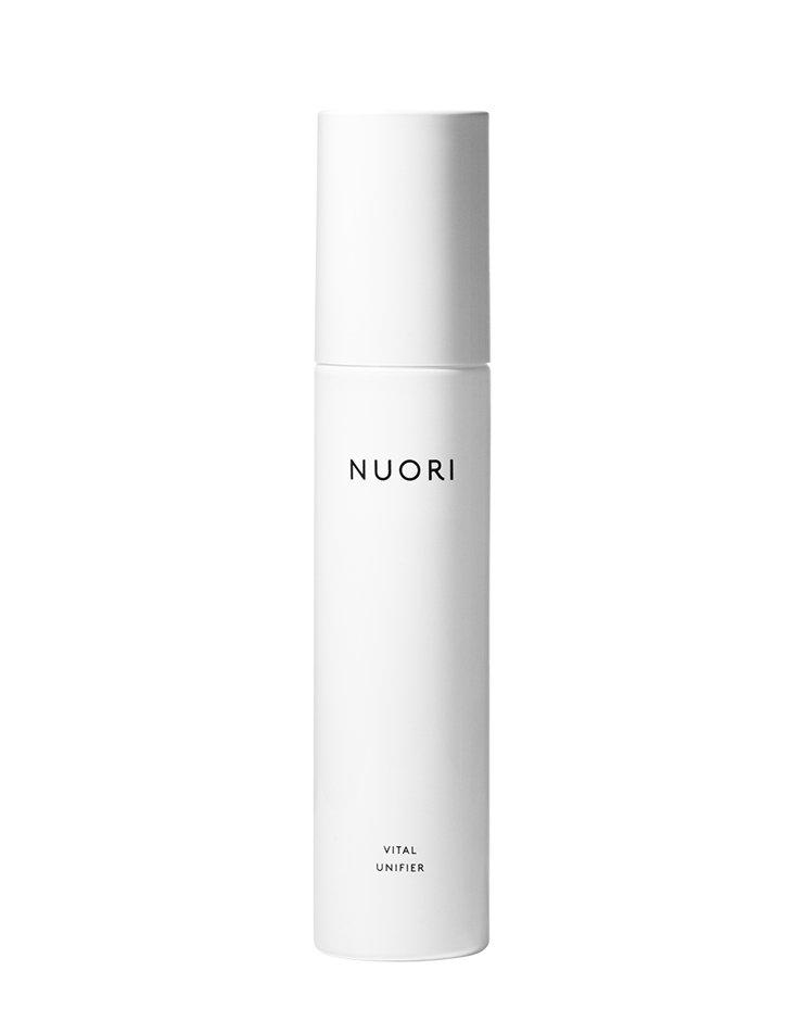 NUORI Vital Unifier vegaaninen luonnonkosmetiikka kasvovesi ja hoitovesi.