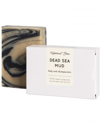 HelemaalShea Dead Sea Mud Body and Shampoo bar palasaippua palashampoo