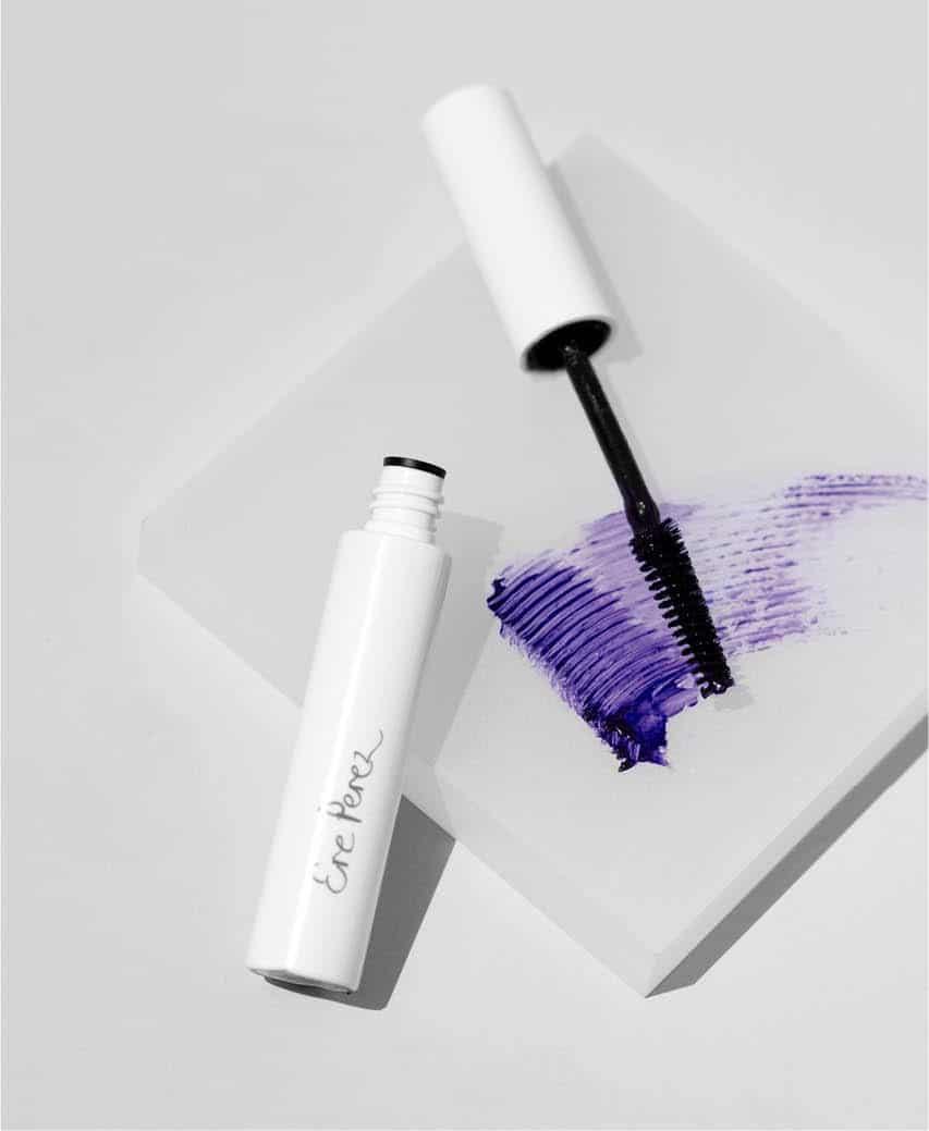 Ere Perez luonnollinen vegaaninen violetti lila ripsiväri