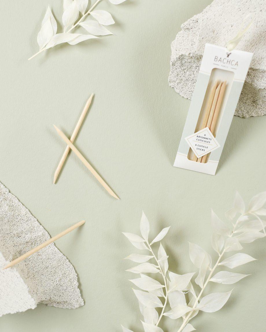 Bachca Cuticle Sticks kynsinauhatikut tikut kynsinauhoille